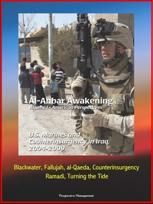 cover image of Al-Anbar Awakening