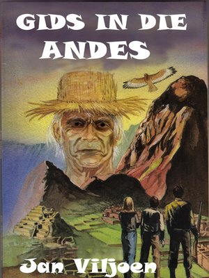 cover image of Gids in die Andes