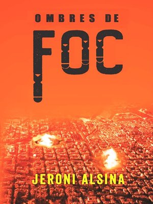 cover image of Ombres de foc