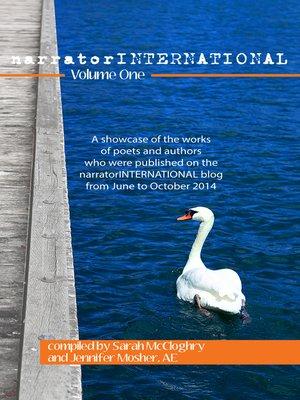 cover image of narratorINTERNATIONAL Volume One