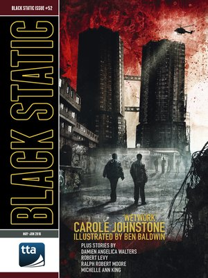 cover image of Black Static #52 (May-June 2016)