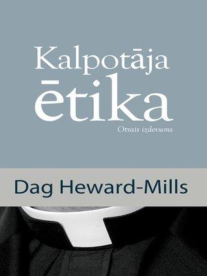 cover image of Kalpotāja Ētika