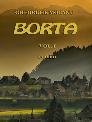 cover image of Borta, Volume I