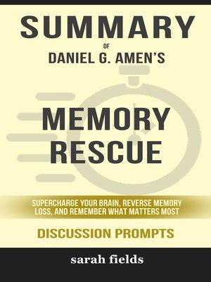 cover image of Summary of Memory Rescue