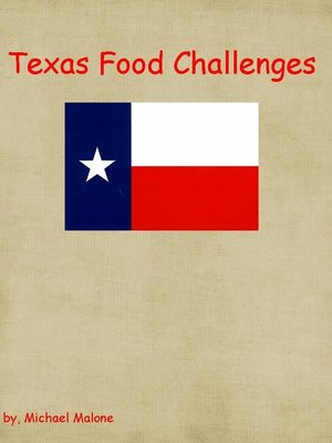 cover image of Texas Food Challenges