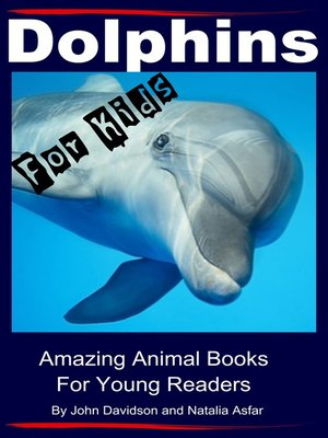 cover image of Dolphins For Kids