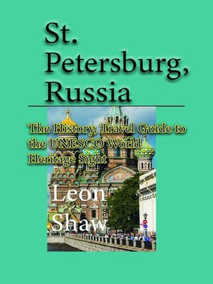 cover image of St Petersburg, Russia