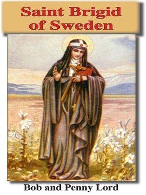 cover image of Saint Brigid of Sweden