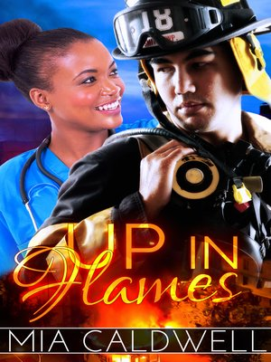 cover image of Up In Flames