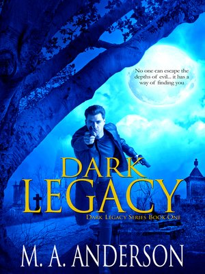 cover image of Dark Legacy (Book One in the Dark Legacy series)