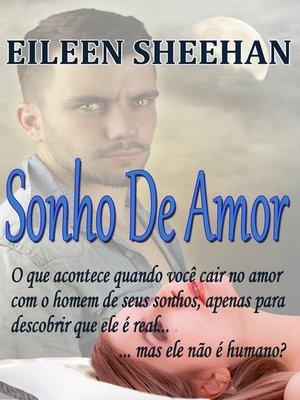 cover image of Sonho De Amor