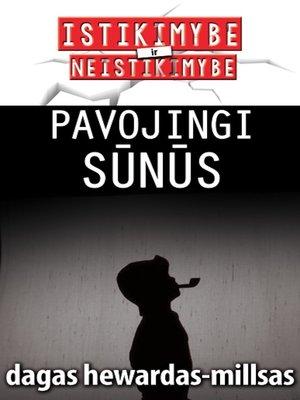 cover image of Pavojingi Sūnūs