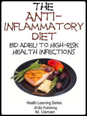cover image of Anti-Inflammatory Diet