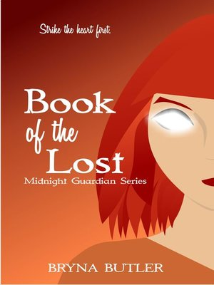 cover image of Book of the Lost (Midnight Guardian Series, Book 5)