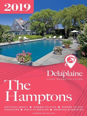 cover image of The Hamptons