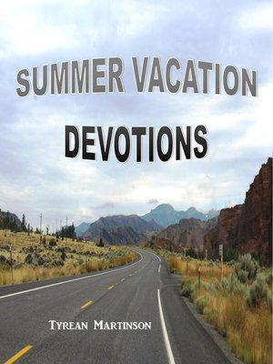 cover image of Summer Vacation Devotions