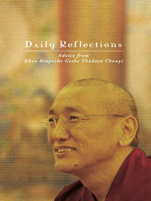 cover image of Daily Reflections