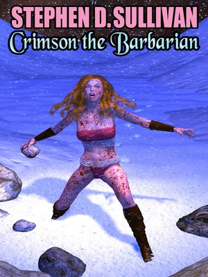 cover image of Crimson the Barbarian