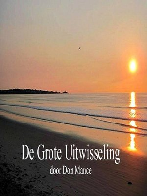cover image of De Grote Uitwisseling
