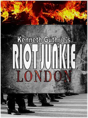 cover image of Riot Junkie