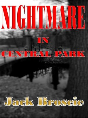 cover image of Nightmare in Central Park