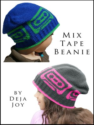 cover image of Mix Tape Beanie