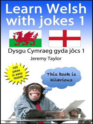 cover image of Learn Welsh With Jokes