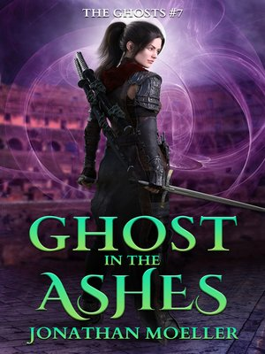 cover image of Ghost in the Ashes