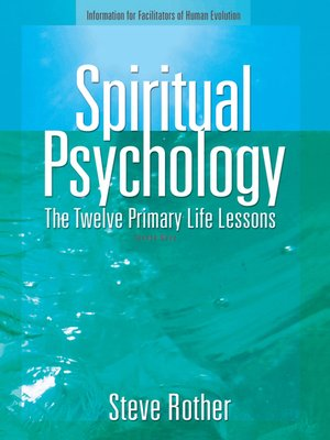 cover image of Spiritual Psychology