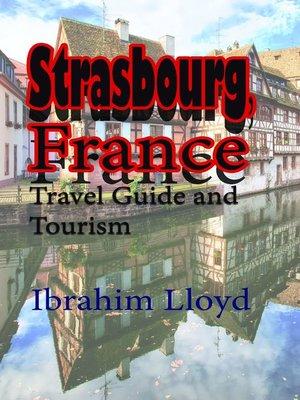 cover image of Strasbourg, France