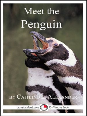 cover image of Meet the Penguin