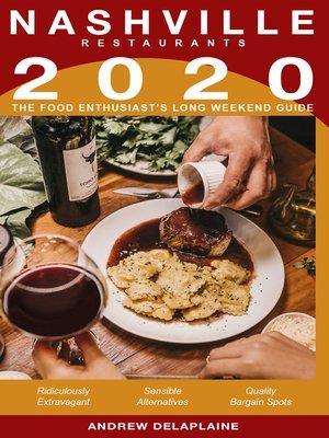 cover image of 2020 Nashville Restaurants