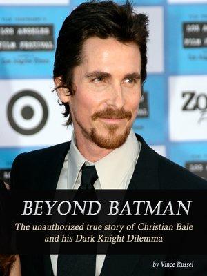 cover image of Beyond Batman