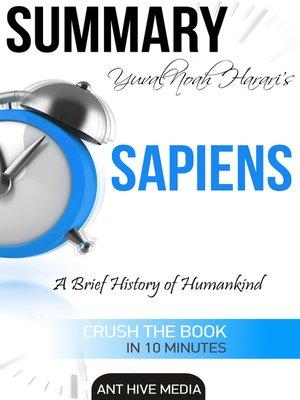 cover image of Yuval Noah Harari's Sapiens