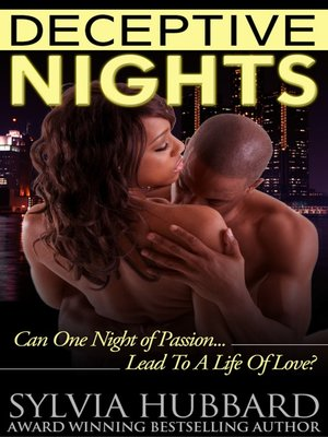 cover image of Deceptive Nights