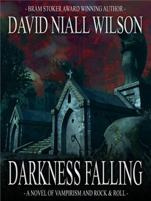cover image of Darkness Falling