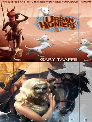 cover image of Urban Hunters Box Set (Books 1-8)