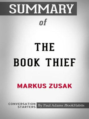cover image of Conversations on the Book Thief