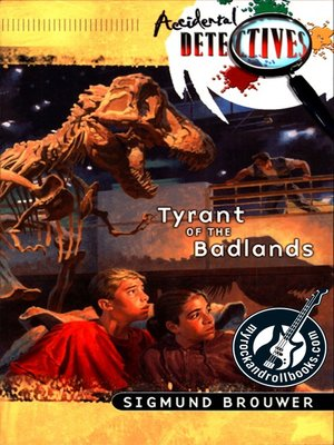 cover image of Tyrant of the Badlands