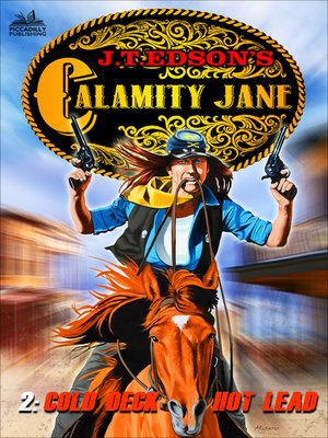cover image of Calamity Jane 2