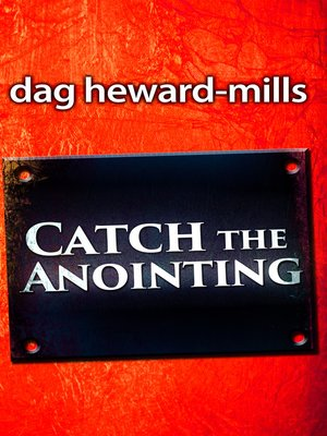 cover image of Catch the Anointing