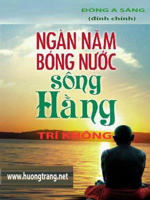 cover image of Ngàn năm bóng nước sông Hằng.