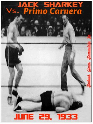 cover image of Jack Sharkey Vs. Primo Carnera June 29, 1933