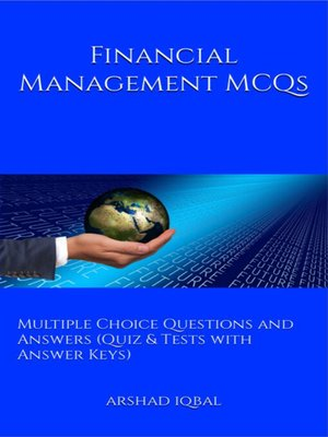 cover image of Financial Management MCQs