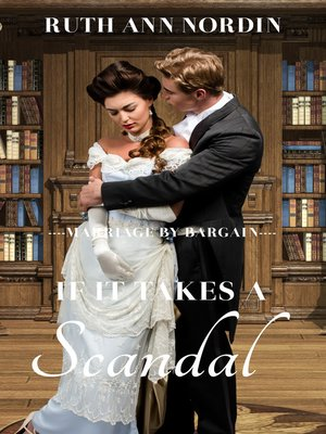 cover image of If It Takes a Scandal