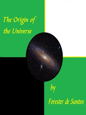 cover image of The Origin of the Universe