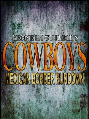 cover image of Cowboys