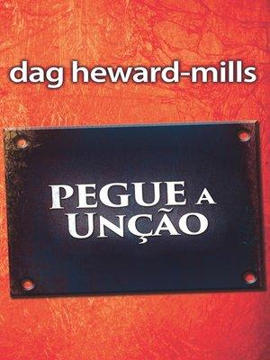 cover image of Pegue a unção