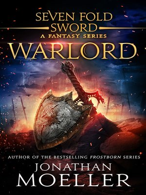 cover image of Sevenfold Sword