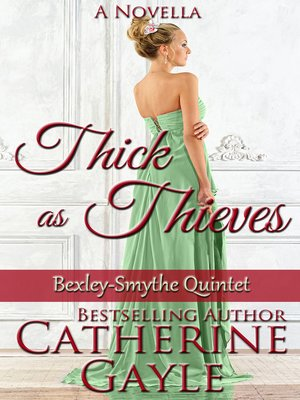 cover image of Thick as Thieves